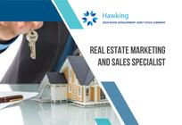 Real Estate Marketing And Sales Specialist Course